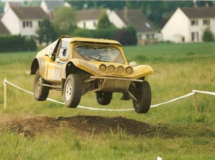 rallye jean de la fontaine 1997 Cyril110