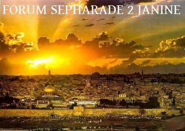 forum sepharade-janine
