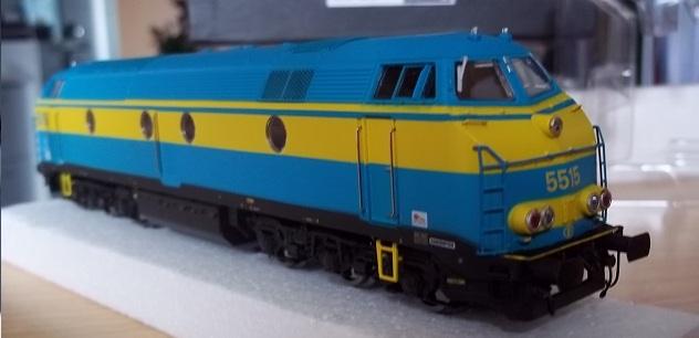 55 SNCB - B-Models  100_1318