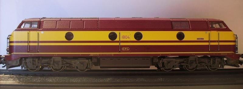 CFL Série 1800 11110