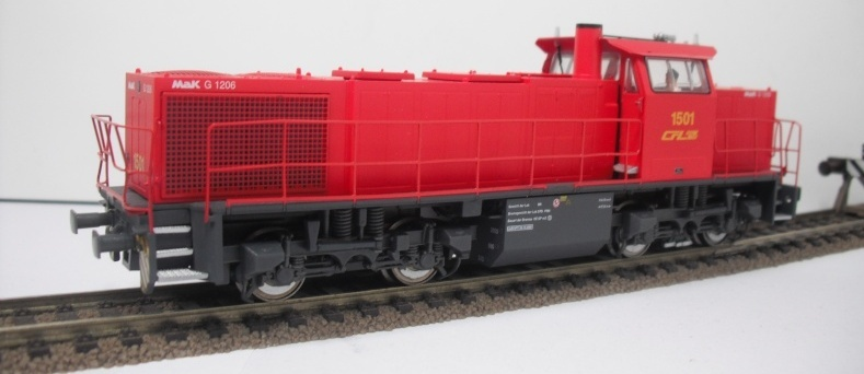 CFL Série 1500 / 1580  150110