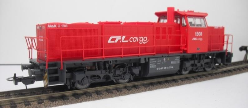 CFL Série 1500 / 1580  150810