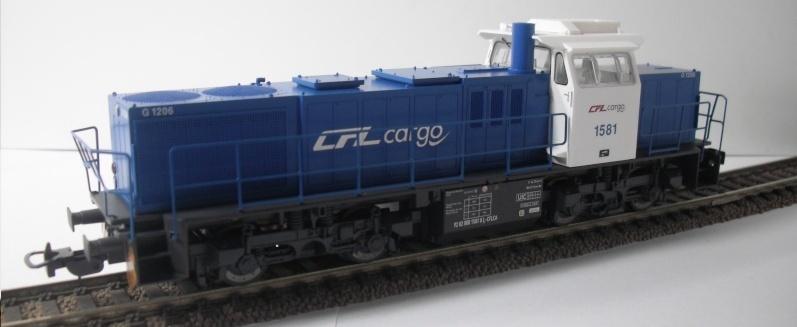 CFL Série 1500 / 1580  158110