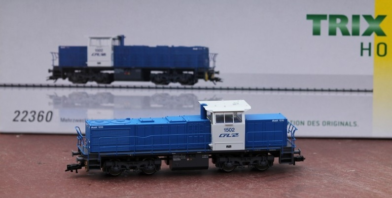 CFL Série 1500 / 1580  22360-10