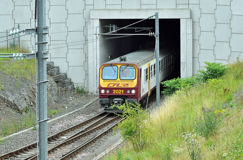 Module - Franz - Gare de Wiltz - CFL - Luxembourg - Page 2 Cfl-2010