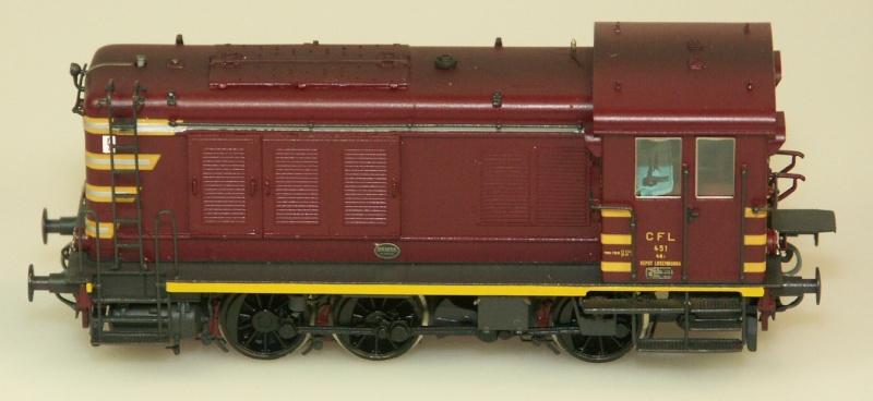 CFL Série 450 Models10