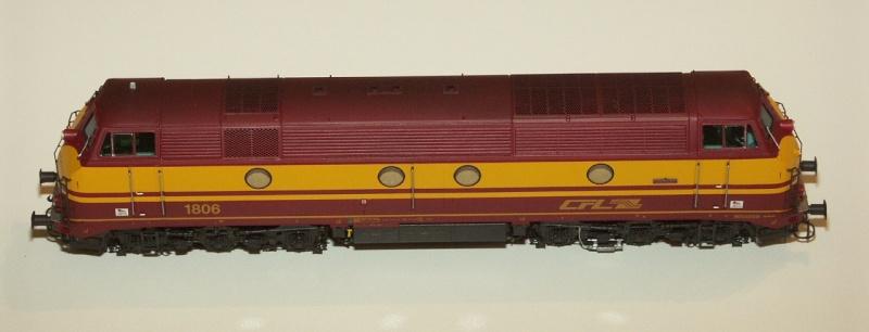 CFL Série 1800 Models18