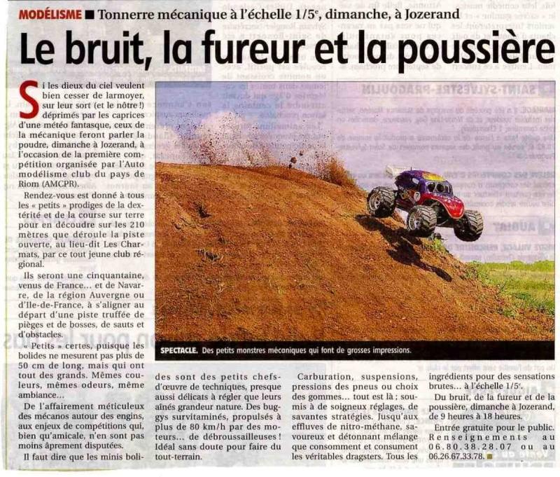 Article dans le journal la montagne !! Img02010
