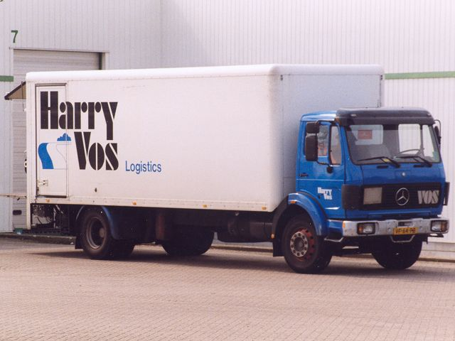 Transports Vos Logistics ex (Harry Vos) (NL) Mb-ng-10