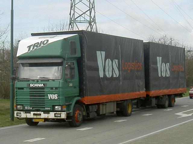 Transports Vos Logistics ex (Harry Vos) (NL) Scania17