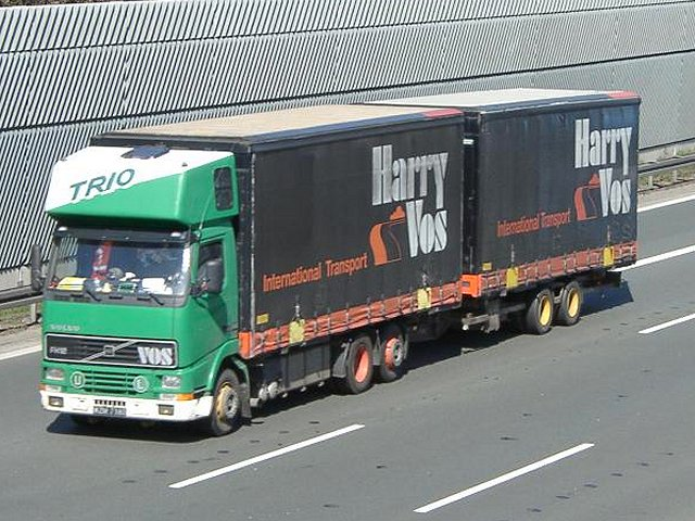 Transports Harry Vos (NL) Volvo-10