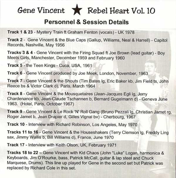 Rebel Heart Vol. 10 - il arrive ! Rh10-i10