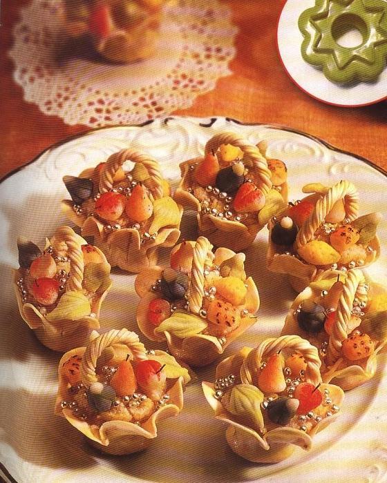 من أجمل الحلويات الجزائرية مضهرا ومذاقا  15781610