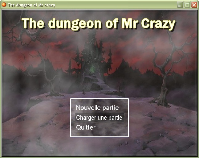 The dungeon of Mr.Crazy 2008-010