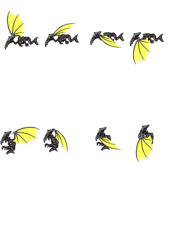 [Demande] Characset et Faceset Metroid [résolu] Ridley10