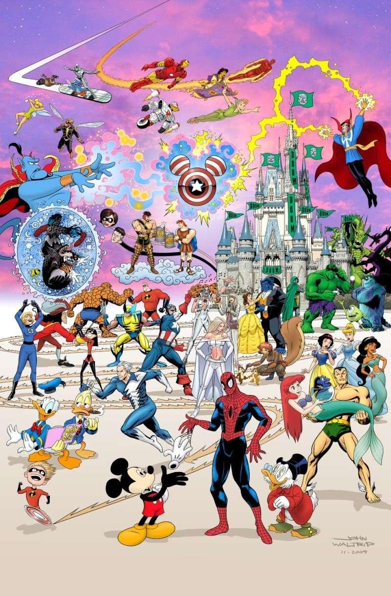 Quand Disney, PIXAR et Marvel se rencontrent... 28758310