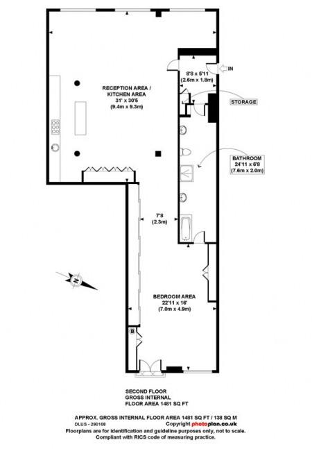 L'appartement loft de Clark Kent The-fa16