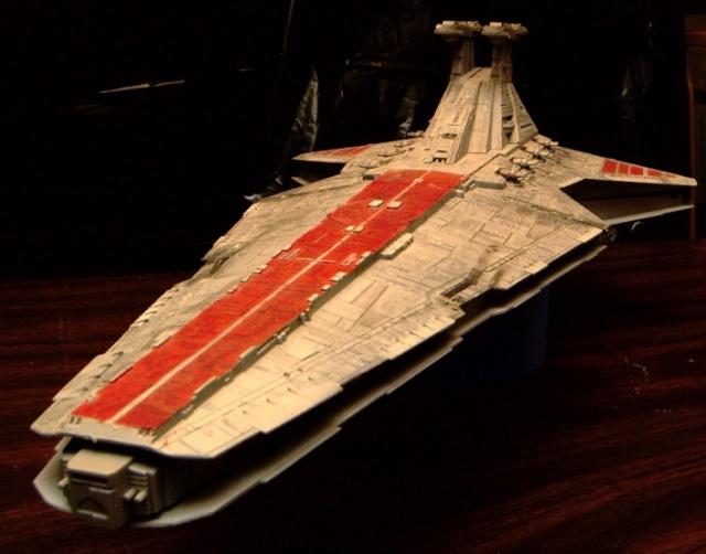 Republic Star Destroyer - Revell Dsc98810