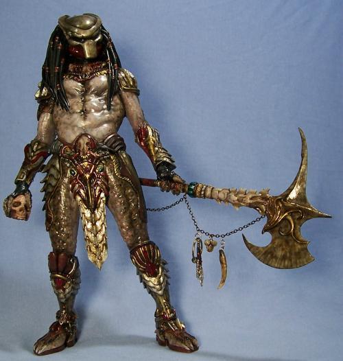 des kits resine predator que du predator Lrg-7012