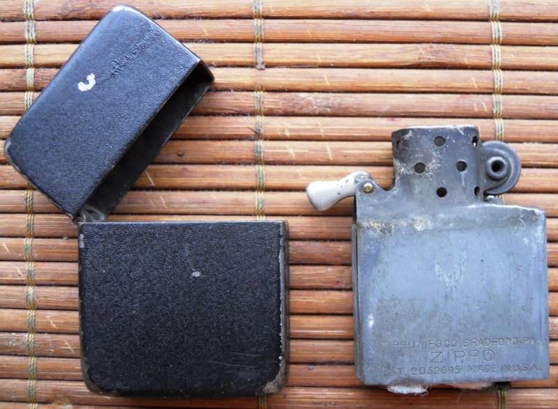 crackle - Black Crackle 1943/45  Prix revu a la baisse vendu Zippo_11