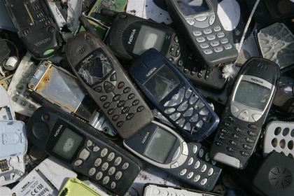Des mobiles, pas encore de crime Mobile10
