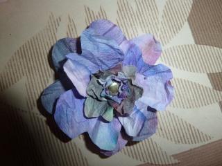 Fleurs en filtres à café P1080210