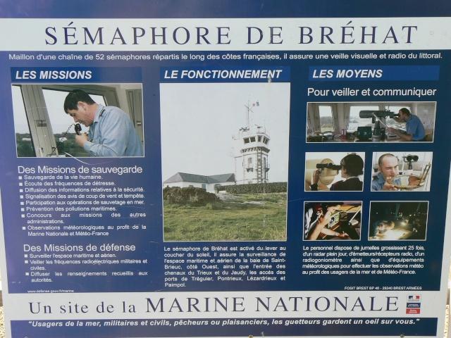 SÉMAPHORE - BREHAT (COTES D'ARMOR) P1020522