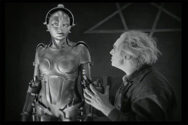 Fritz Lang : Metrópolis Metrop10