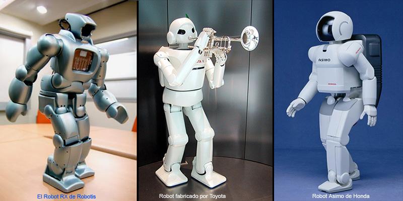 Los robots actuales y en el futuro Robots10