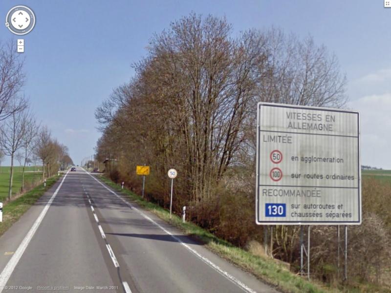 STREET VIEW : les panneaux routiers - Page 2 0111