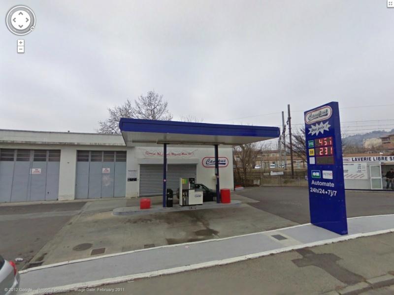 STREET VIEW : les enseignes de stations carburant / essence - Page 6 0112