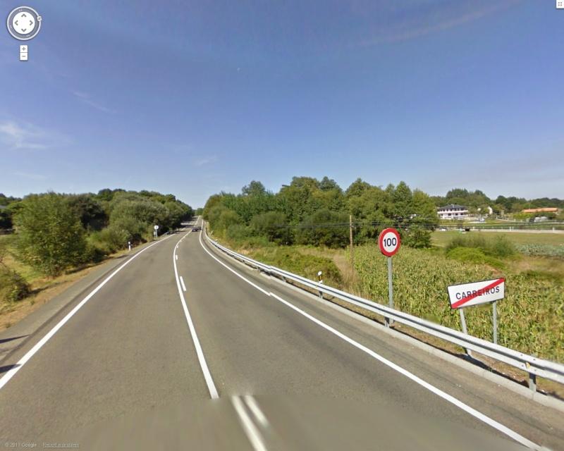 STREET VIEW : les panneaux routiers 10010