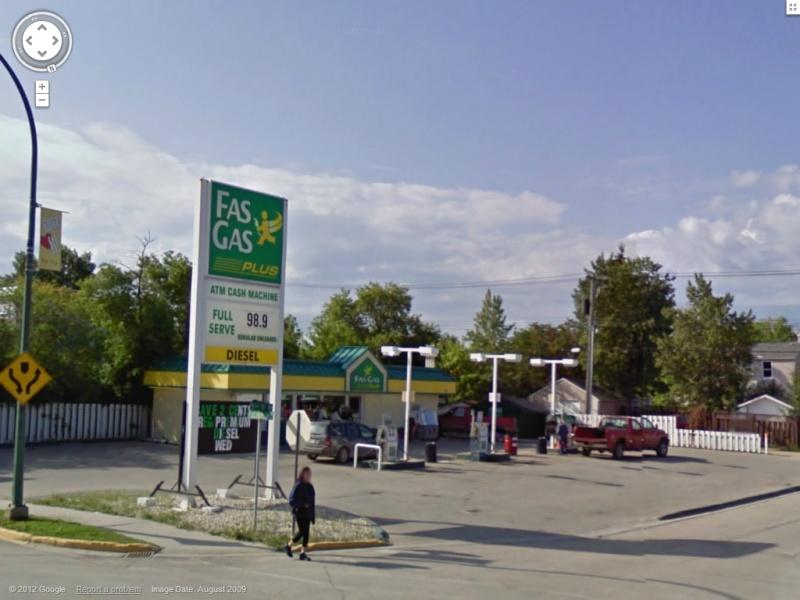 STREET VIEW : les enseignes de stations carburant / essence - Page 5 113