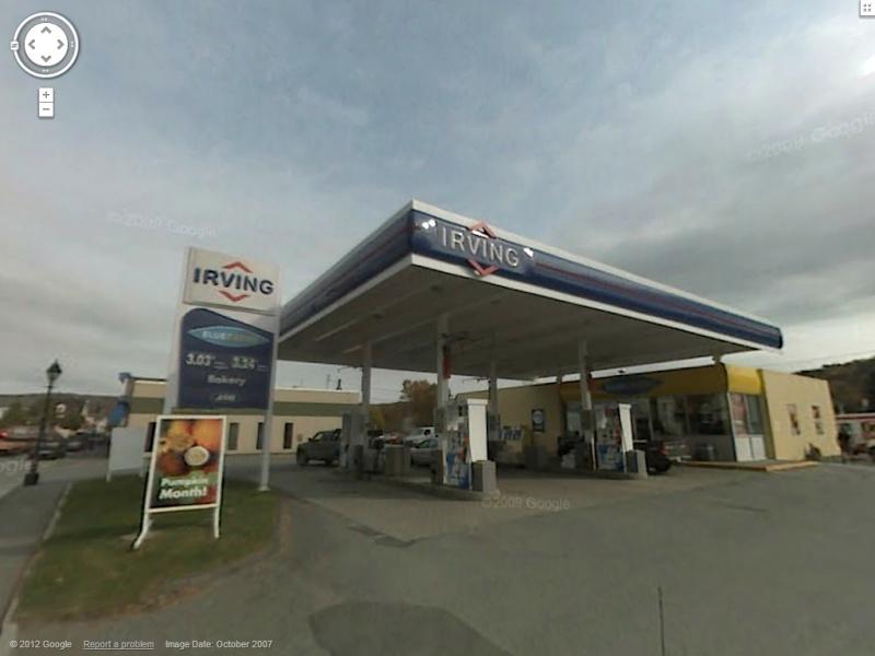 STREET VIEW : les enseignes de stations carburant / essence - Page 5 114