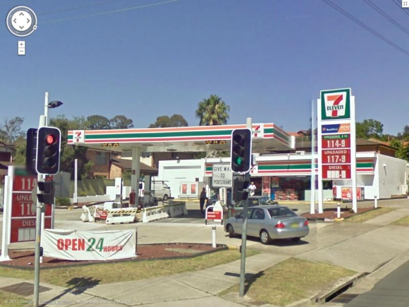 STREET VIEW : les enseignes de stations carburant / essence - Page 5 115