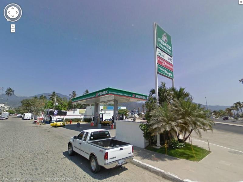 STREET VIEW : les enseignes de stations carburant / essence - Page 5 116