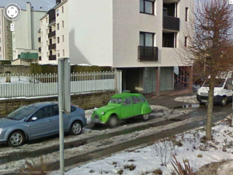 STREET VIEW : La Dodoche - Page 5 2cv11