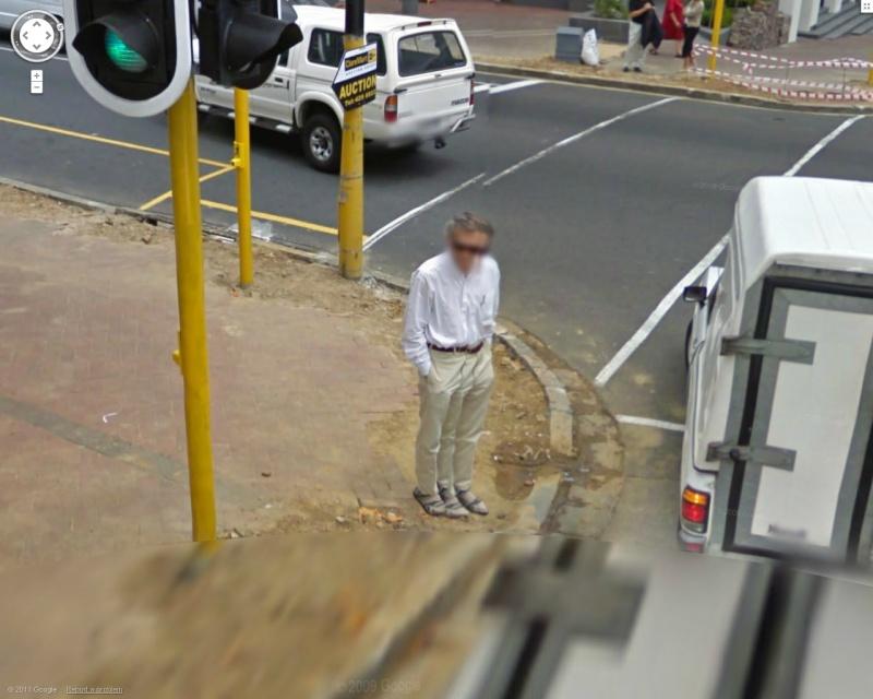 STREET VIEW : Tripodes, Le Cap, Afrique du Sud 3_pied10