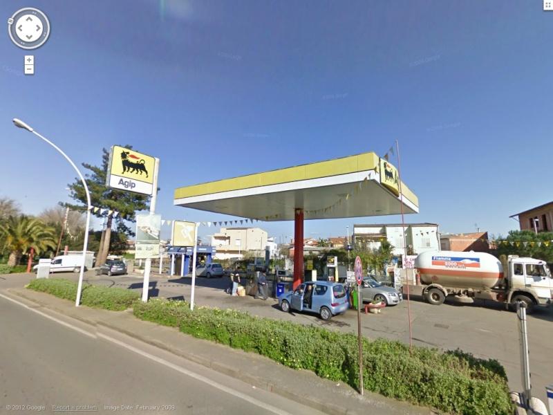 STREET VIEW : les enseignes de stations carburant / essence - Page 2 Agip10