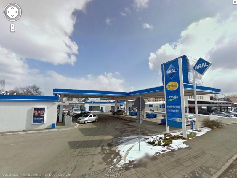 STREET VIEW : les enseignes de stations carburant / essence - Page 3 Aral10