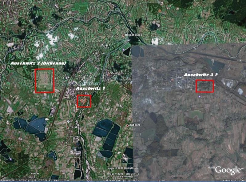 Camps de concentration et d'extermination Auschw12