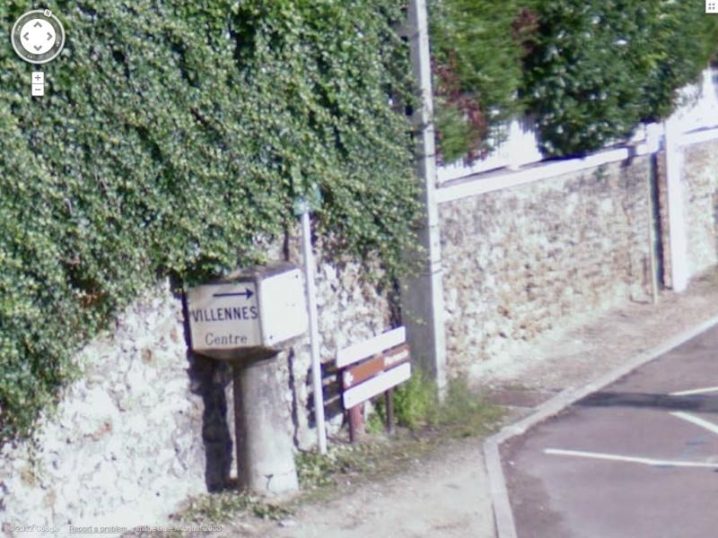 STREET VIEW : les bornes et les plaques Michelin Borne_10