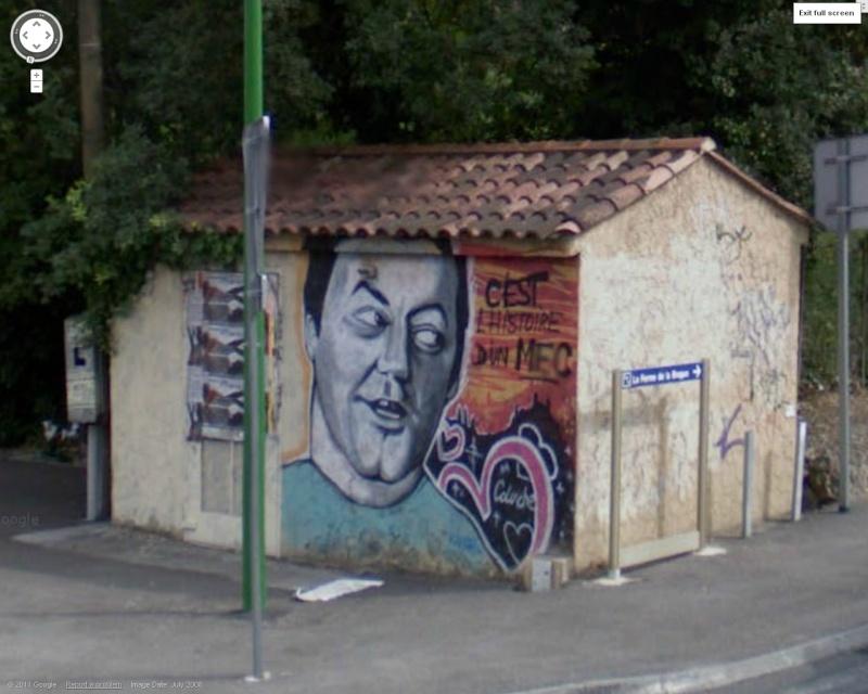 STREET VIEW : les fresques murales en France - Page 9 Coluch10