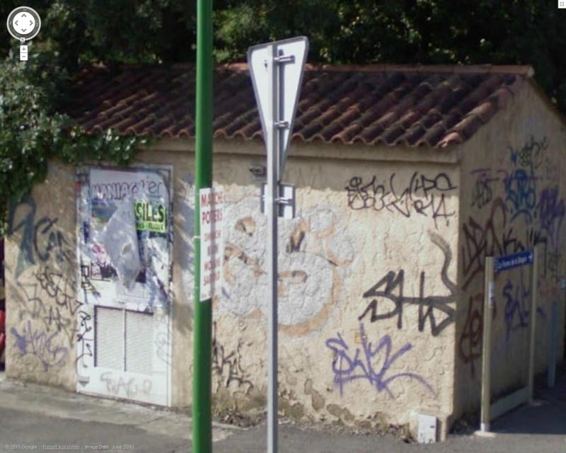 STREET VIEW : les fresques murales en France - Page 9 Coluch11