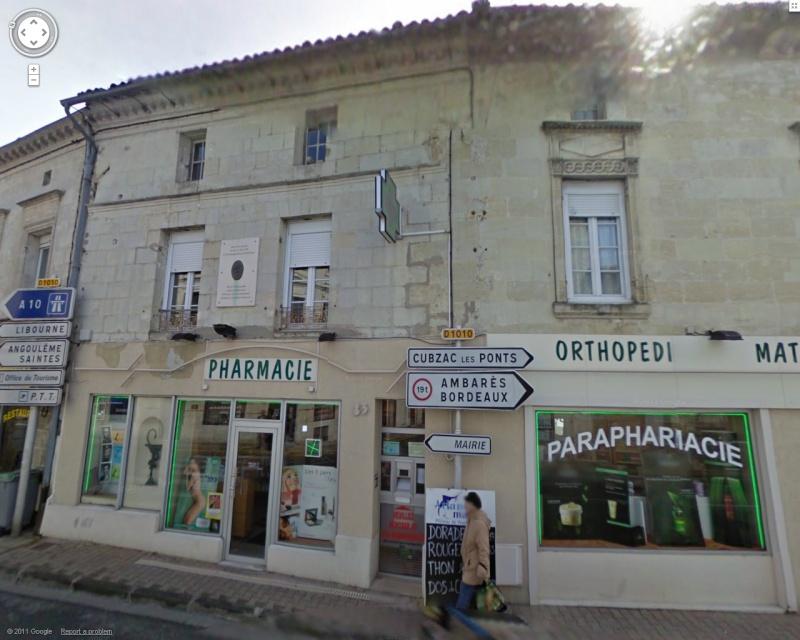 """Maisons natales des """"grandes figures"""" repérées dans Google Earth - Page 5 Couste10"""