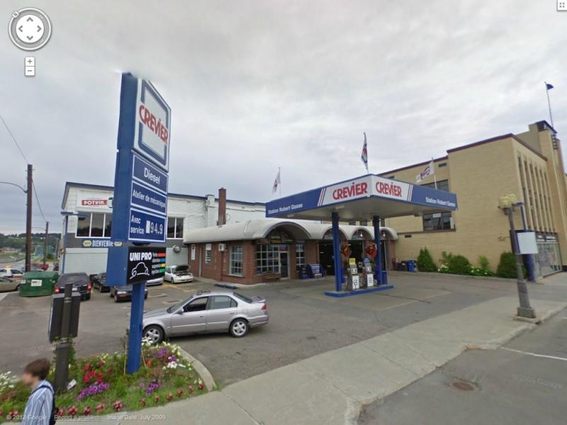 STREET VIEW : les enseignes de stations carburant / essence - Page 5 Crevie10