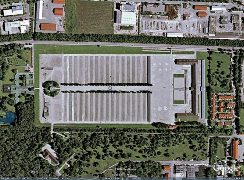 Camps de concentration et d'extermination Dachau11