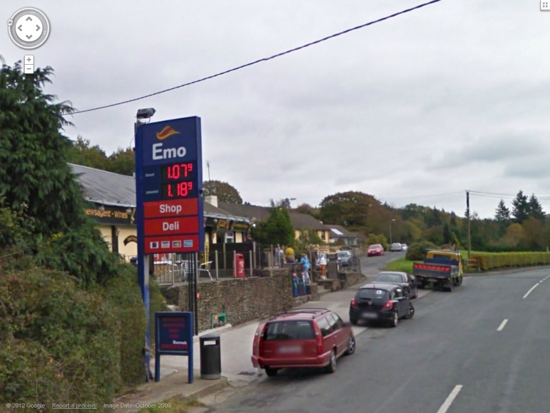 STREET VIEW : les enseignes de stations carburant / essence - Page 3 Emo10