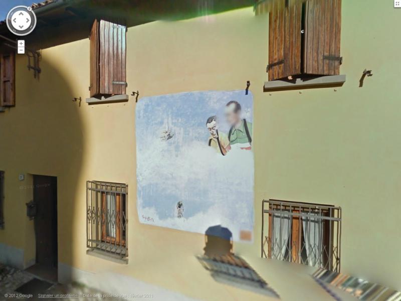 STREET VIEW : les fresques murales - MONDE (hors France) - Page 8 Fresqu10