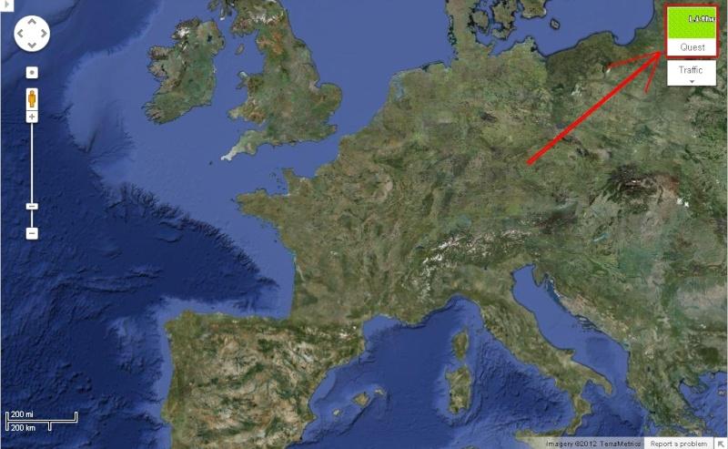 Mises à jour des photos aériennes et des images satellites. Gmaps10